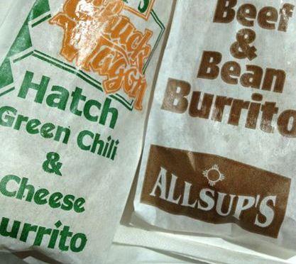 Allsup's Burritos — Because We Can