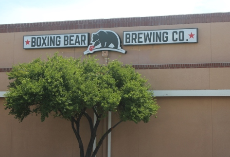 New Mexico Craft Beer at Boxing Bear Brewing Co