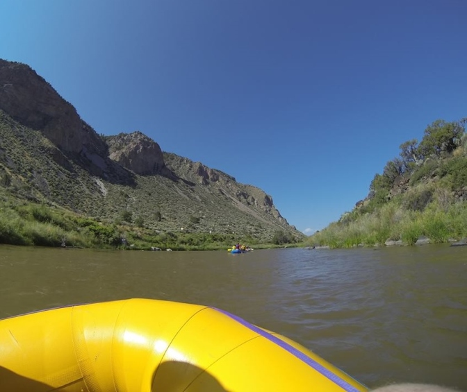 Rafting New Mexico