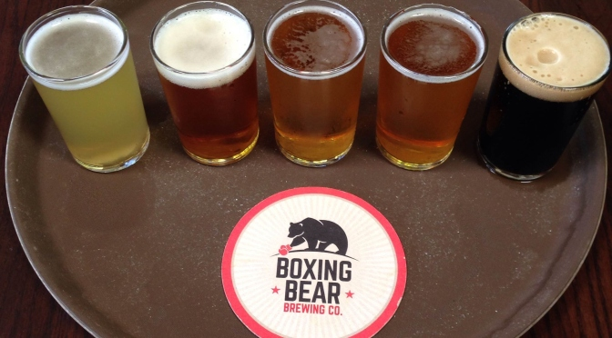 Boxing Bear Brewing Co. – ABQ