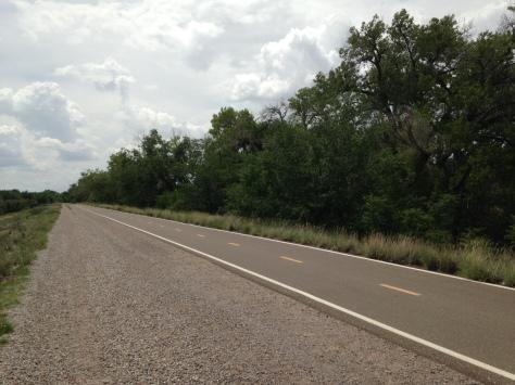 Flat road. No pressure.
