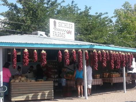Sichler Farms Chile Shop