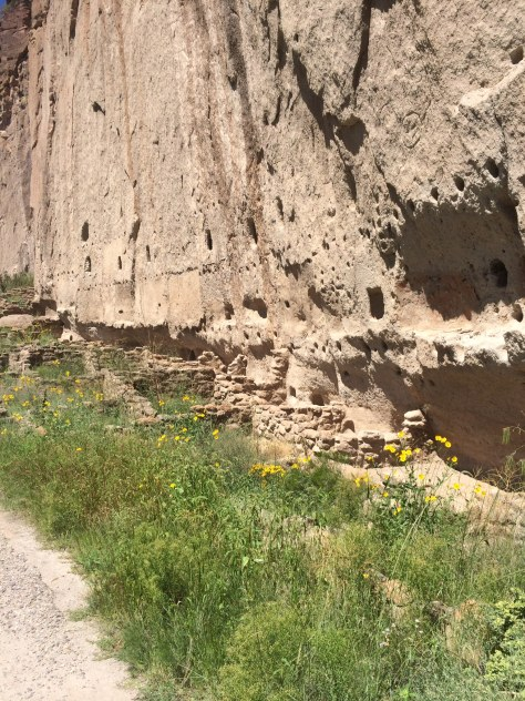 Cliff Dwellings at Bandelier National Monument