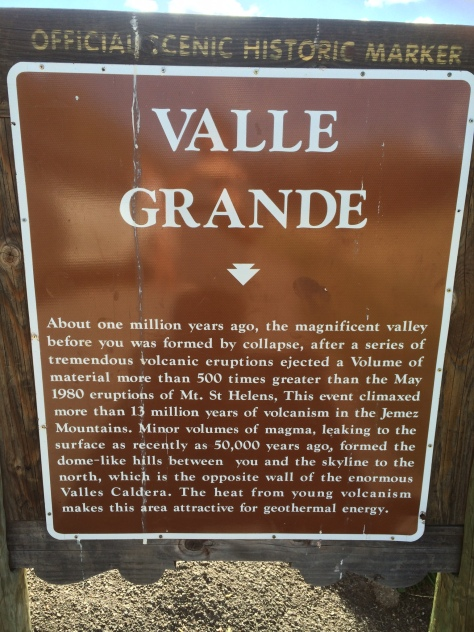 About the Valle Grande