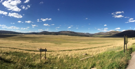 Valles Caldera New Mexico