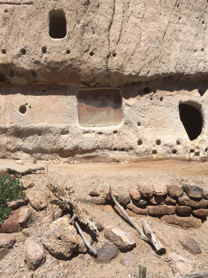 Bandelier Cliff Dwellings & Valles Caldera