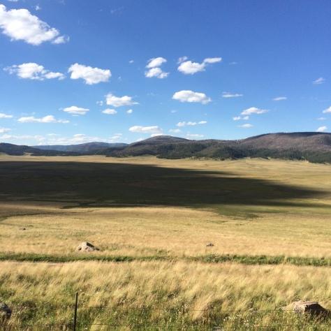 Valle Grande, Valles Caldera, Bandelier