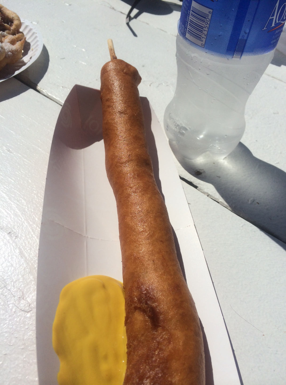 Corn Dogs And Meh At The New Mexico State Fair Eating New Mexico