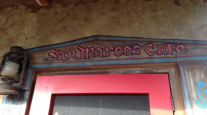 San Marcos Cafe & Feed Store — San Marcos, NM