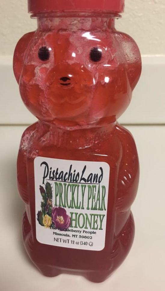 Prickly Pear Honey