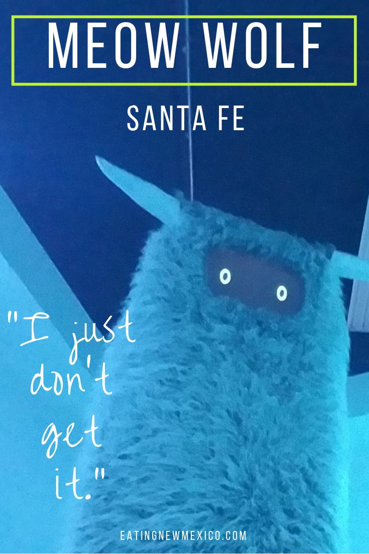 Meow Wolf Santa Fe